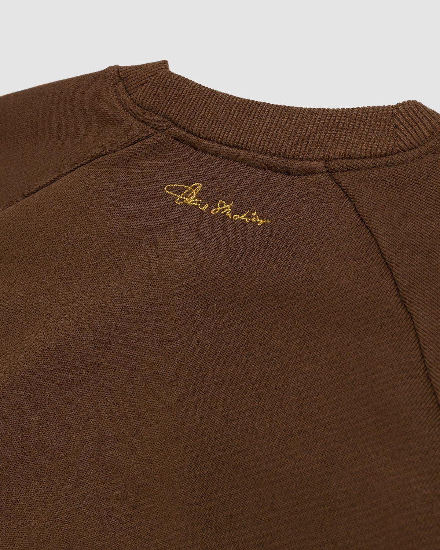 Acne Studios – Sweater Brown - Image 5