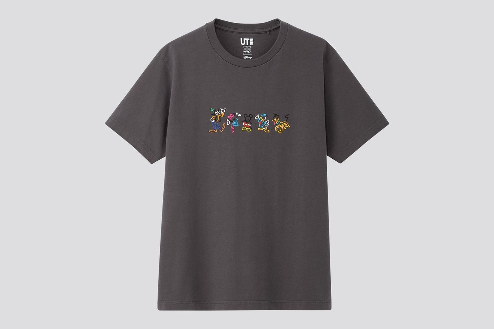 uniqlo ut yoon hyup mickey mouse collection disney