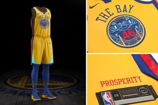 638c68b7e8e Nike s NBA City Edition Uniforms Give the League an All-New Look