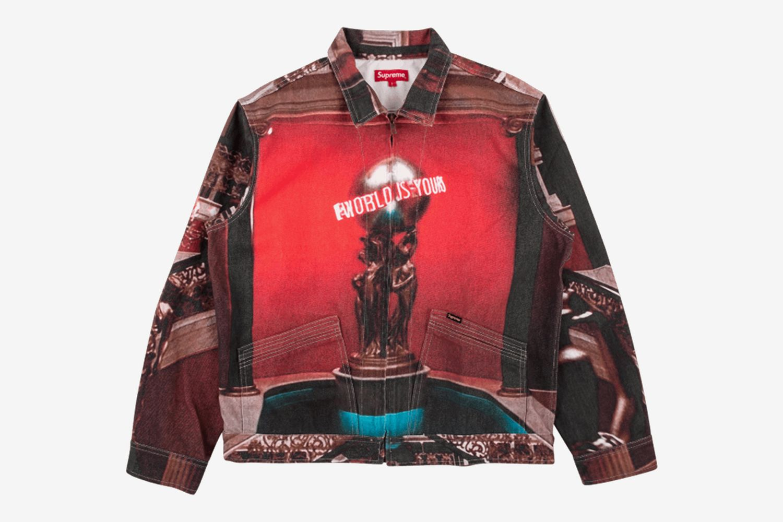 Scarface Denim Jacket