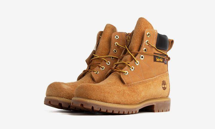 Staple x Timberland 6-Inch Boot wheat