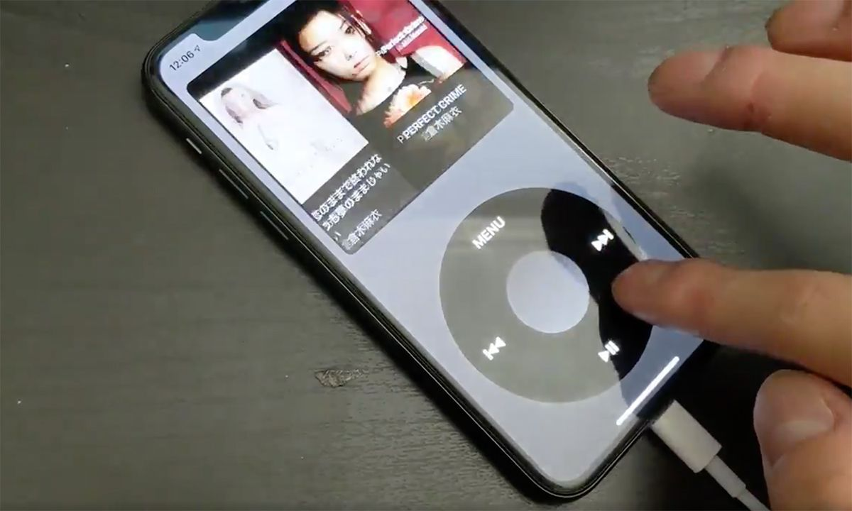 This App Turns Your iPhone Into an iPod Classic