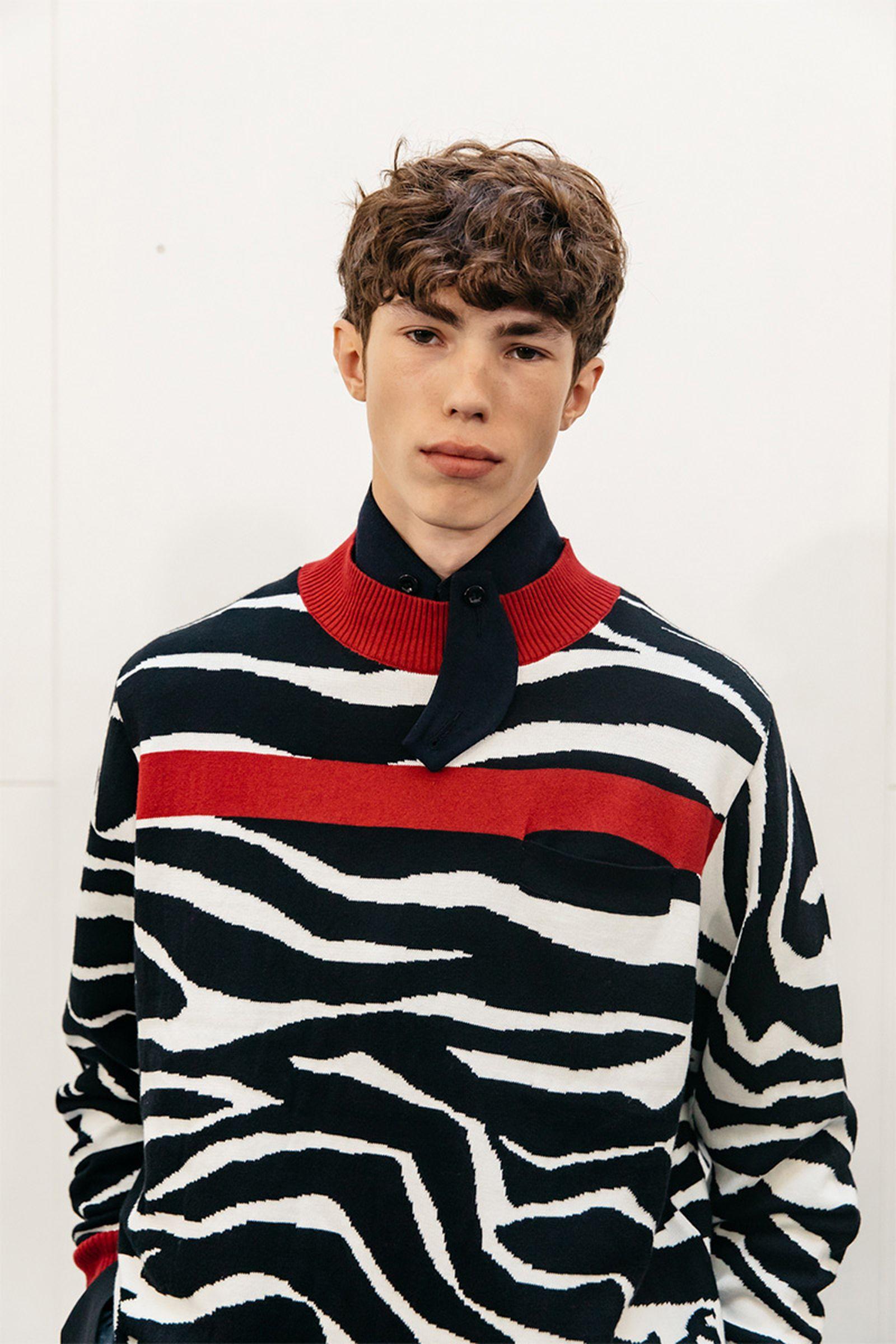 sacai ss20 menswear collection Paris Fashion Week SS20