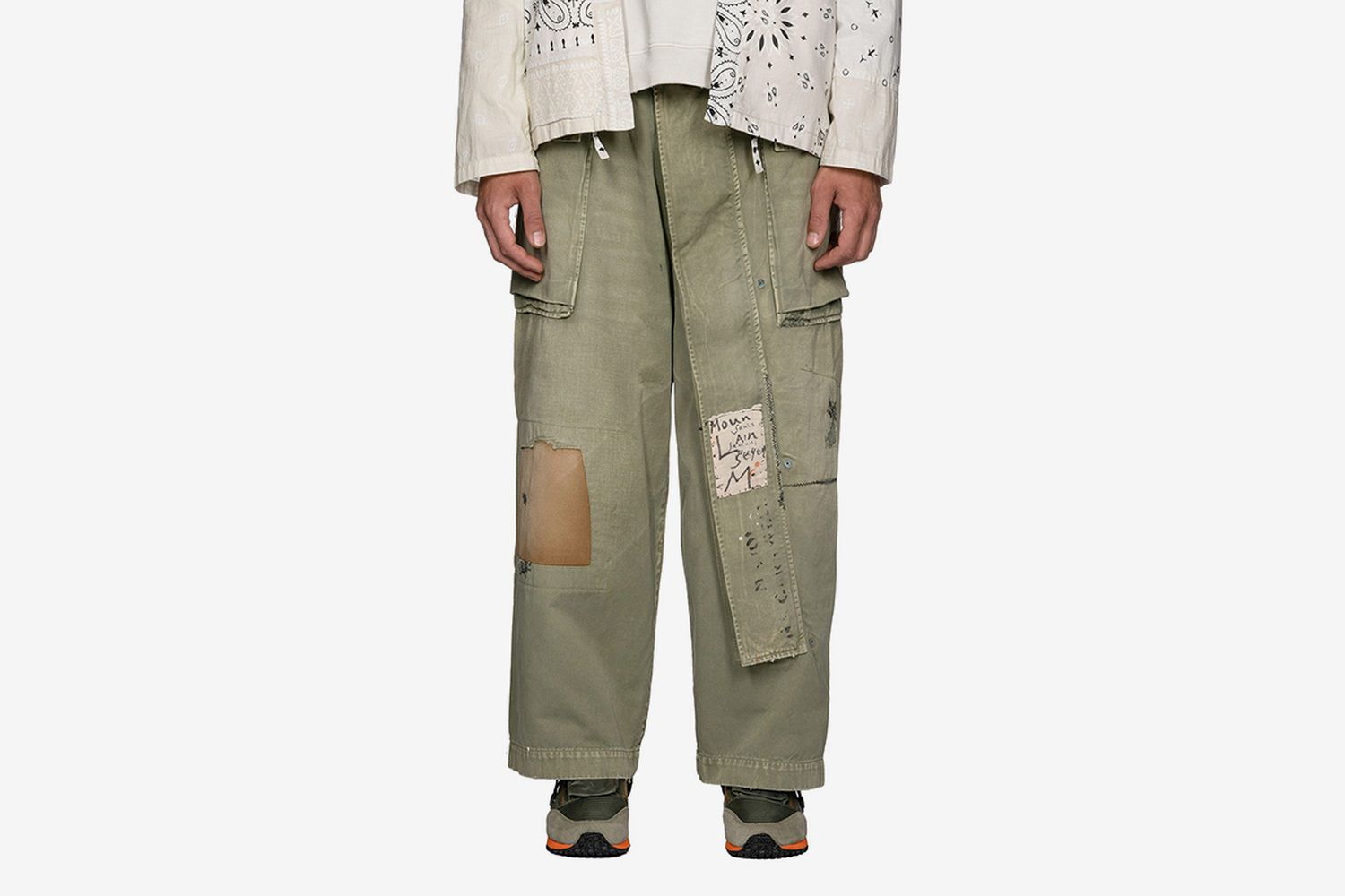 Sleeper Cargo Pants (1 Year Damaged)