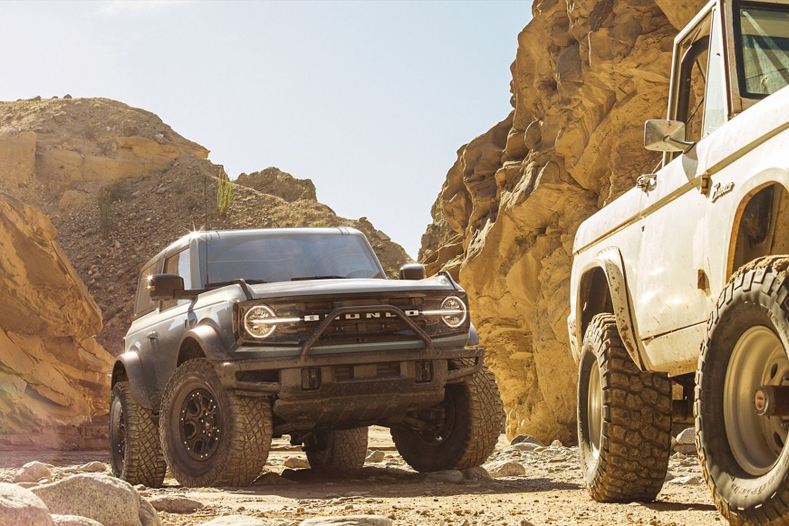 Ford S Iconic Bronco Is Finally Making A Comeback