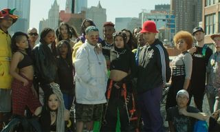 """Princess Nokia Gets Lit With a Mob in """"Morphine"""""""