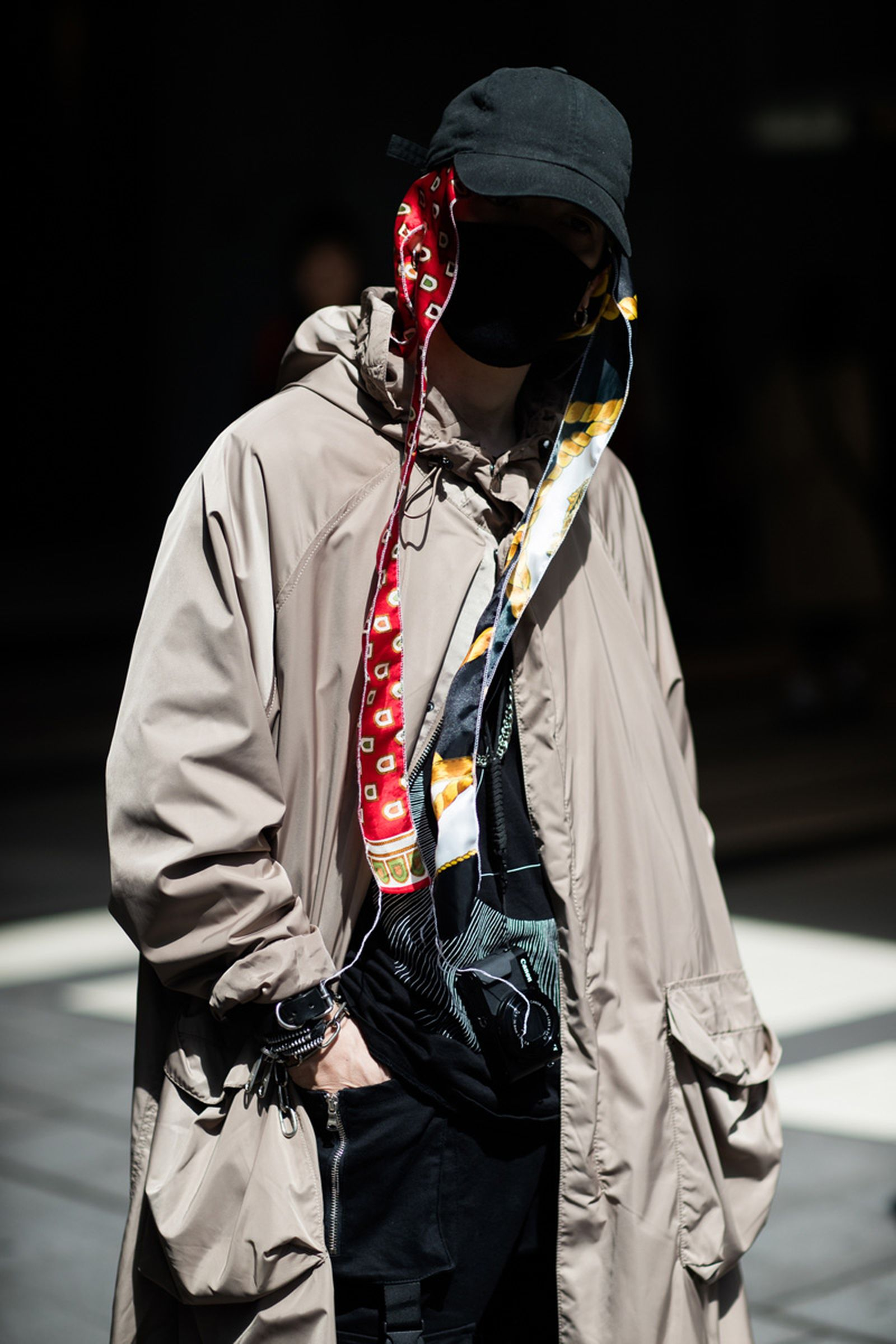 11tokyo fashion week street style
