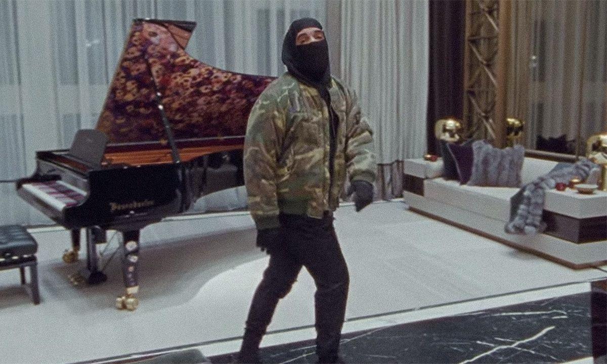 """Drake Wears $47,000 Raf Simons Grail in """"Toosie Slide"""" Video"""