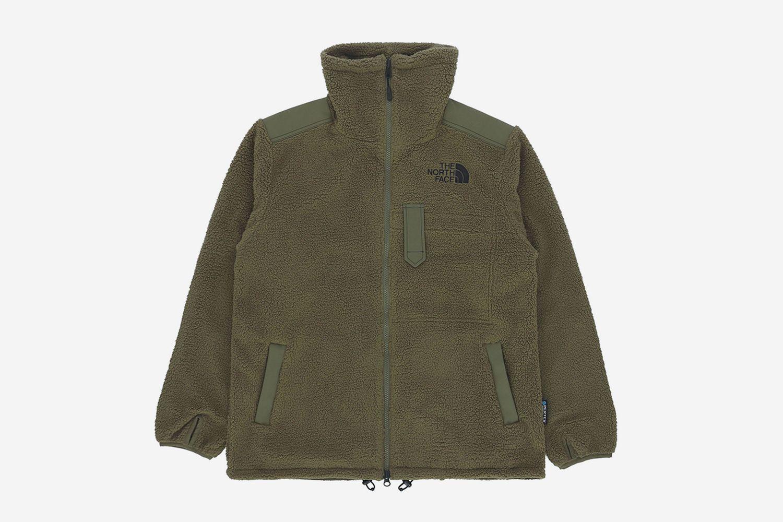 Kazuki Kuraishi Fleece Jacket