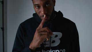 kawhi leonard new balance basketball we got now video