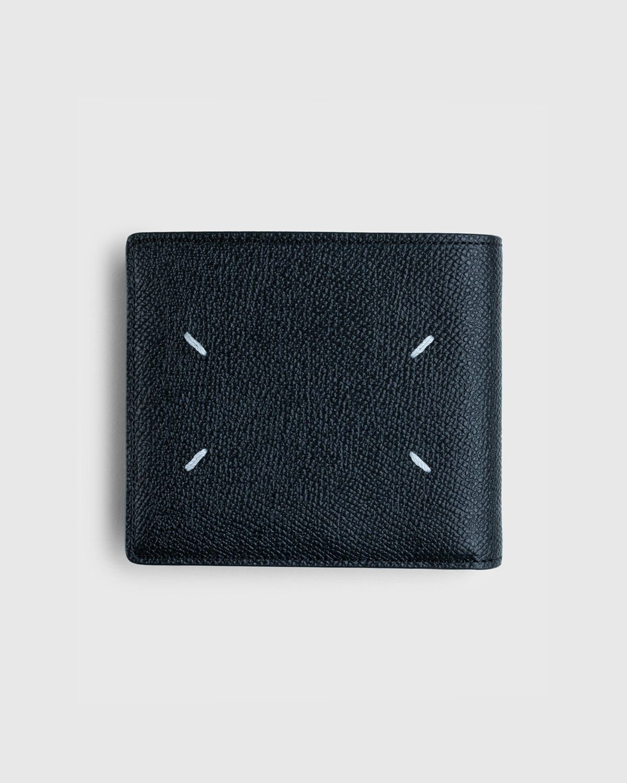 Maison Margiela – Leather Wallet Black - Image 1