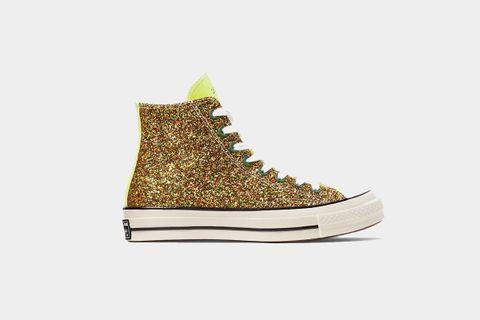 Glitter Chucks
