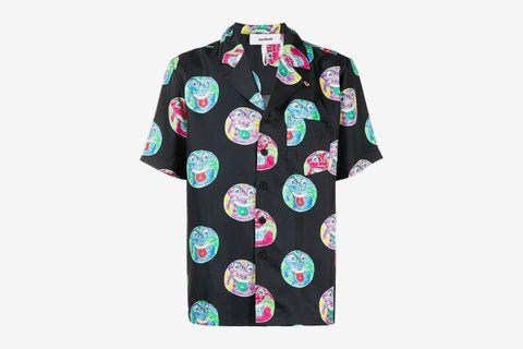 Orson Silk Shirt