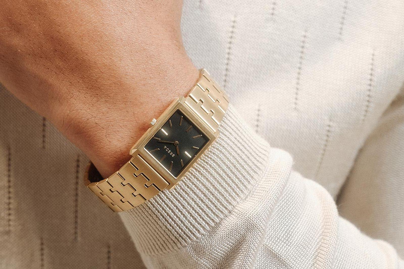 BREDA metal watches