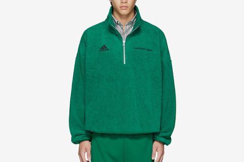 Gosha Rubchinskiy x adidas Half-Zip Fleece