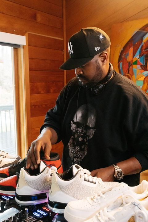 DJ Clark Kent Shares His Biggest eBay Sneaker Shopping Tips 19