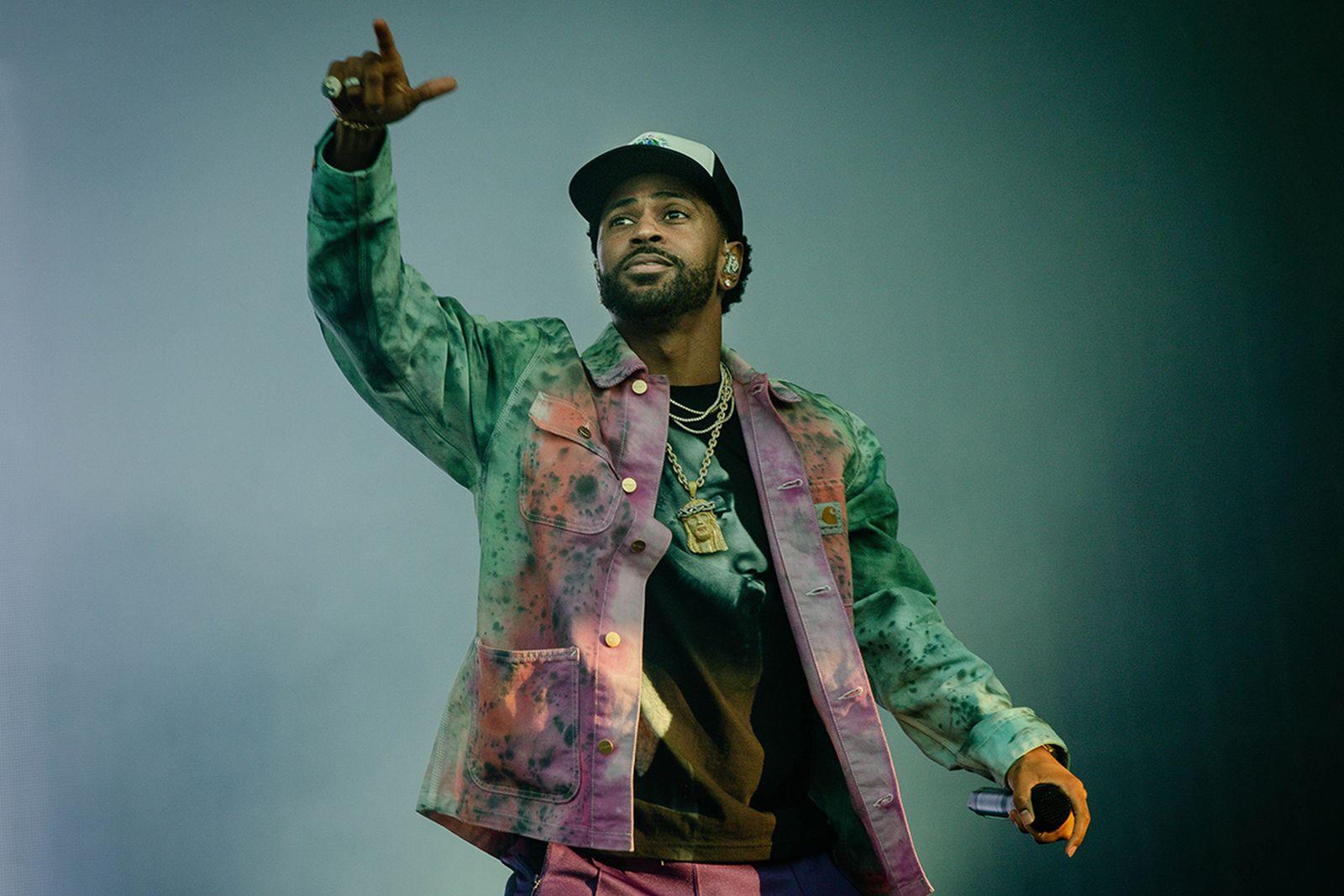 rappers breaking stigma mental illness main Jay Z big sean biggie