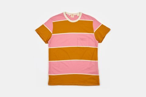 1960's Casual Stripe T-Shirt
