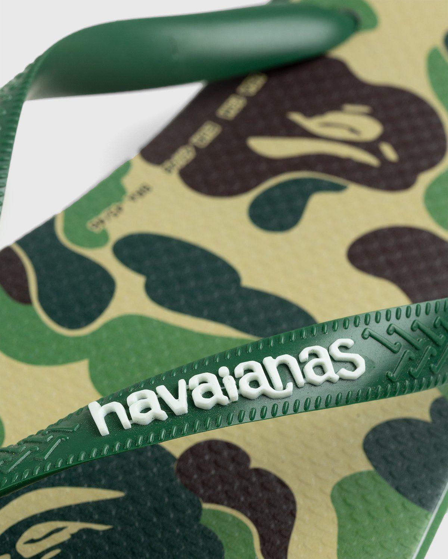 BAPE ® x Havaianas - Top Green - Image 4