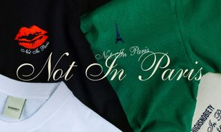 Our Not In Paris Gift Shop Is Officially Open