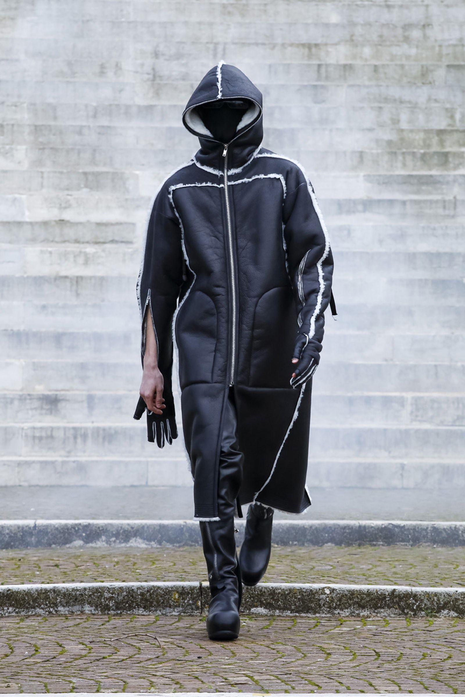 Rick Owens show, Runway, Fall Winter 2021, Paris Fashion Week