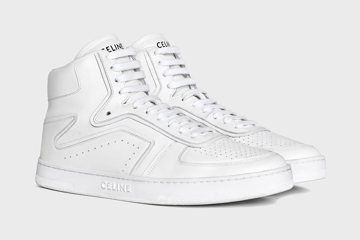 Hedi Slimane's First CELINE Sneaker Is Available to Buy Now 29