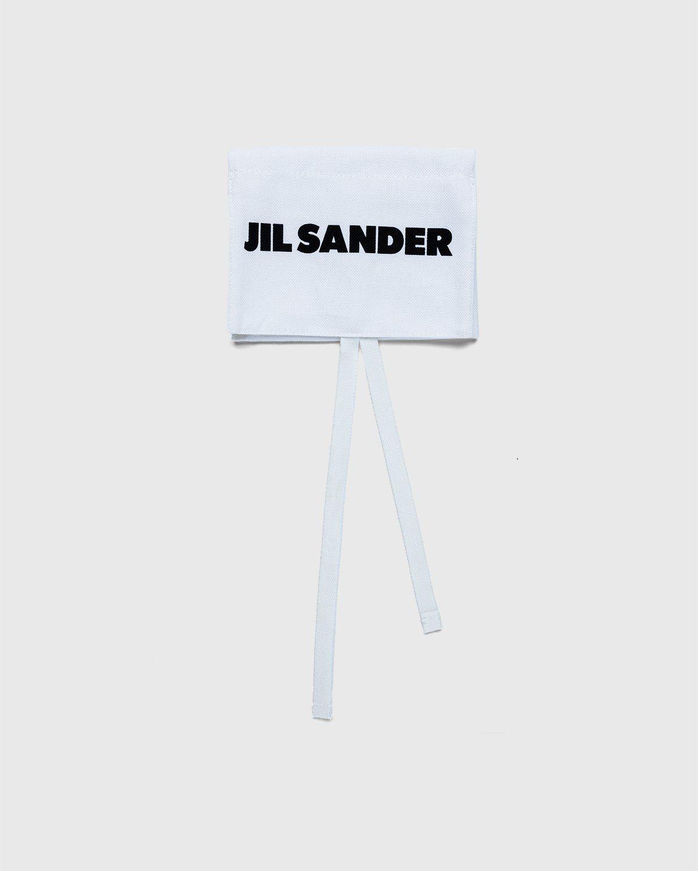 Jil Sander – Credit Card Purse Black - Image 3