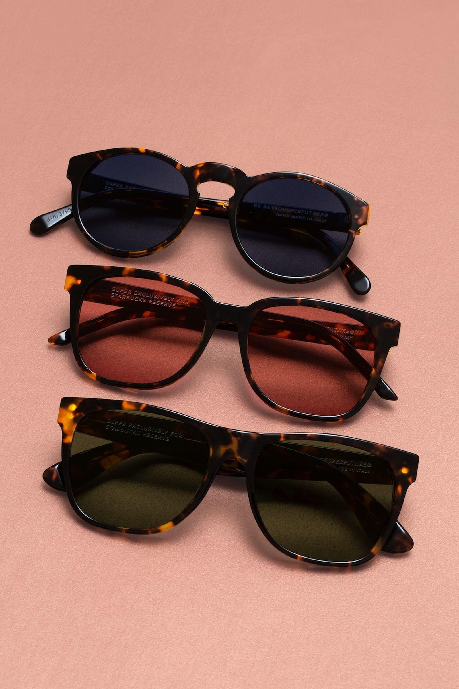 retrosuperfuture starbucks reserve roastery sunglasses SUPER by Retrosuperfuture