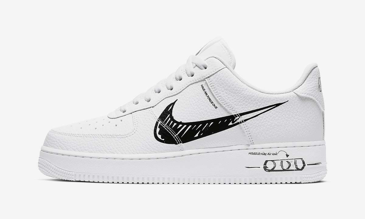 Just Don x Nike Air Force 1: First Look & Release Date