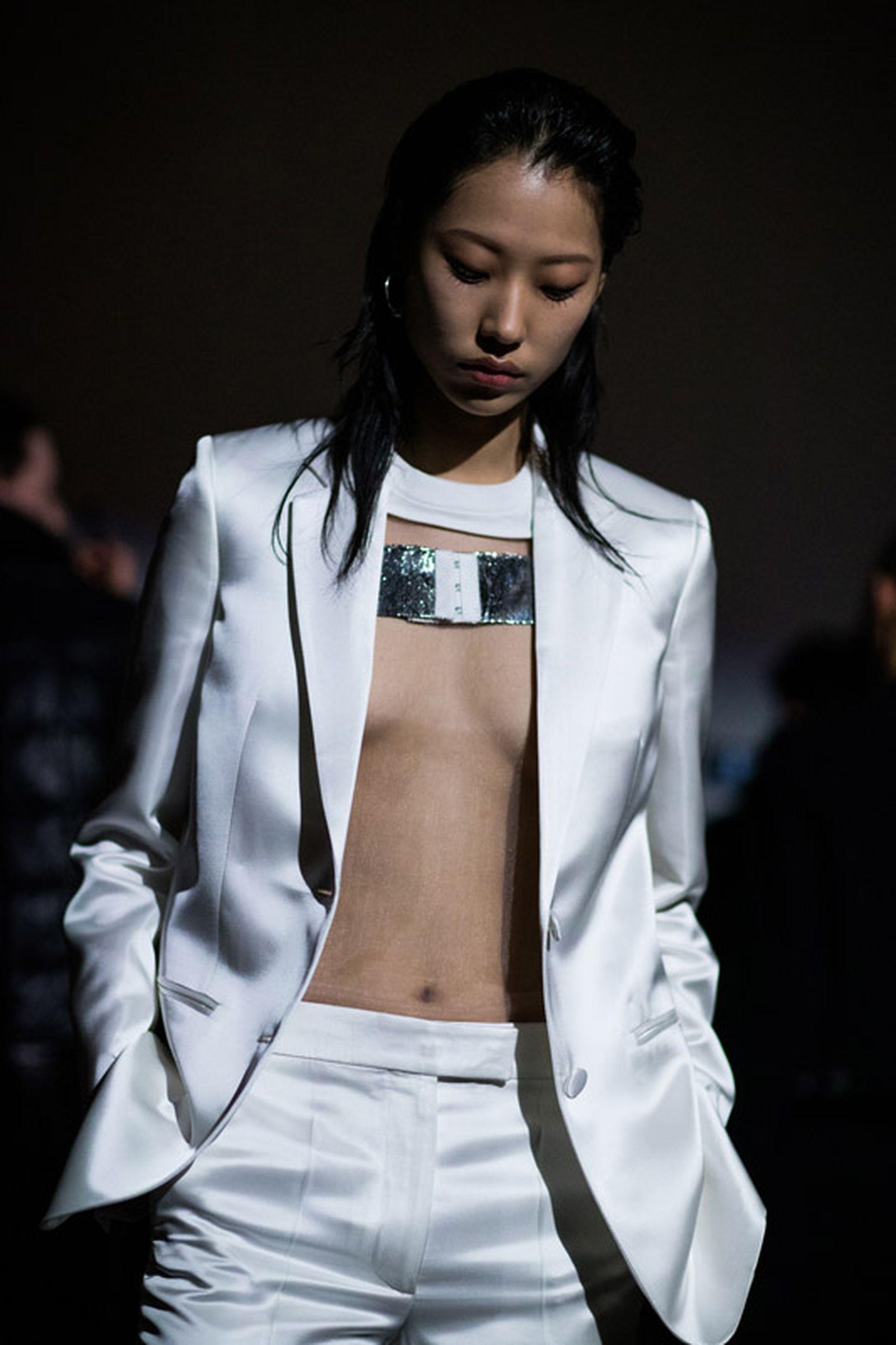6helmut lang fw19 new york fashion week nyfw