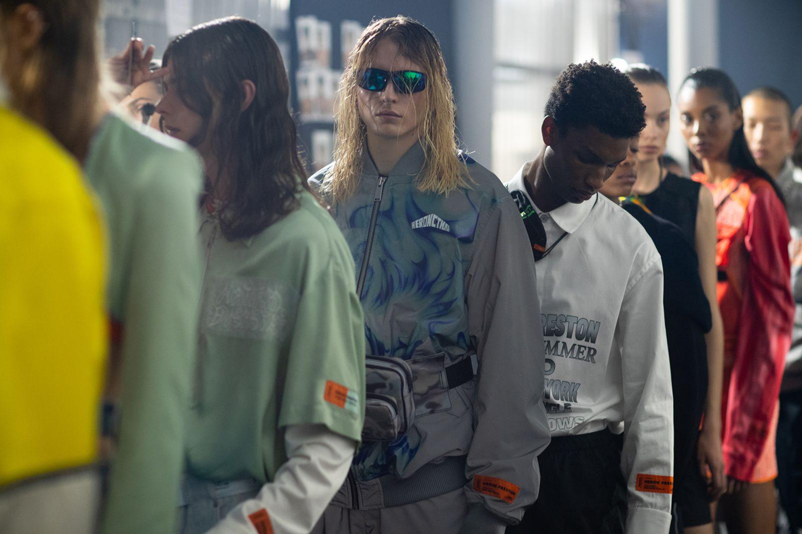 MSS20 Paris HeronPreston EvaAlDesnudo For Web 11 Heron Preston paris fashion week runway