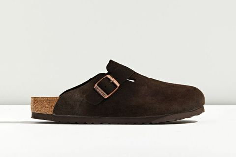 Soft Footbed Suded Clog