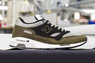 bas prix 4507d 5e787 EXCLUSIVE: New Balance Unveils Their Made-in-UK Sneaker Range