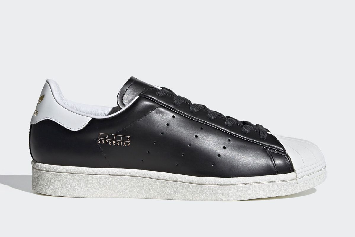 This Ultra-Luxe adidas Superstar Is an Ode to Paris 1