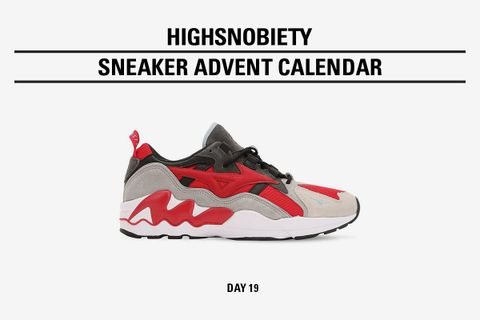 highsnobiety advent calendar day 19 Highsnobiety x Mizuno Wave Rider