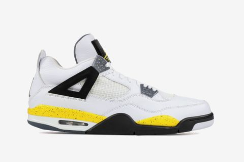 "cheap for discount e091e 165c0 Nike Air Jordan 4 LS ""Tour Yellow"". Flight Club"