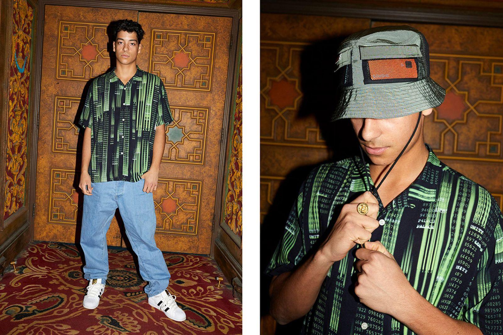 palace matrix shirt li ning sneakers best comments roundup Charlie Hunnam Garrett Hedlund Oscar Isaac