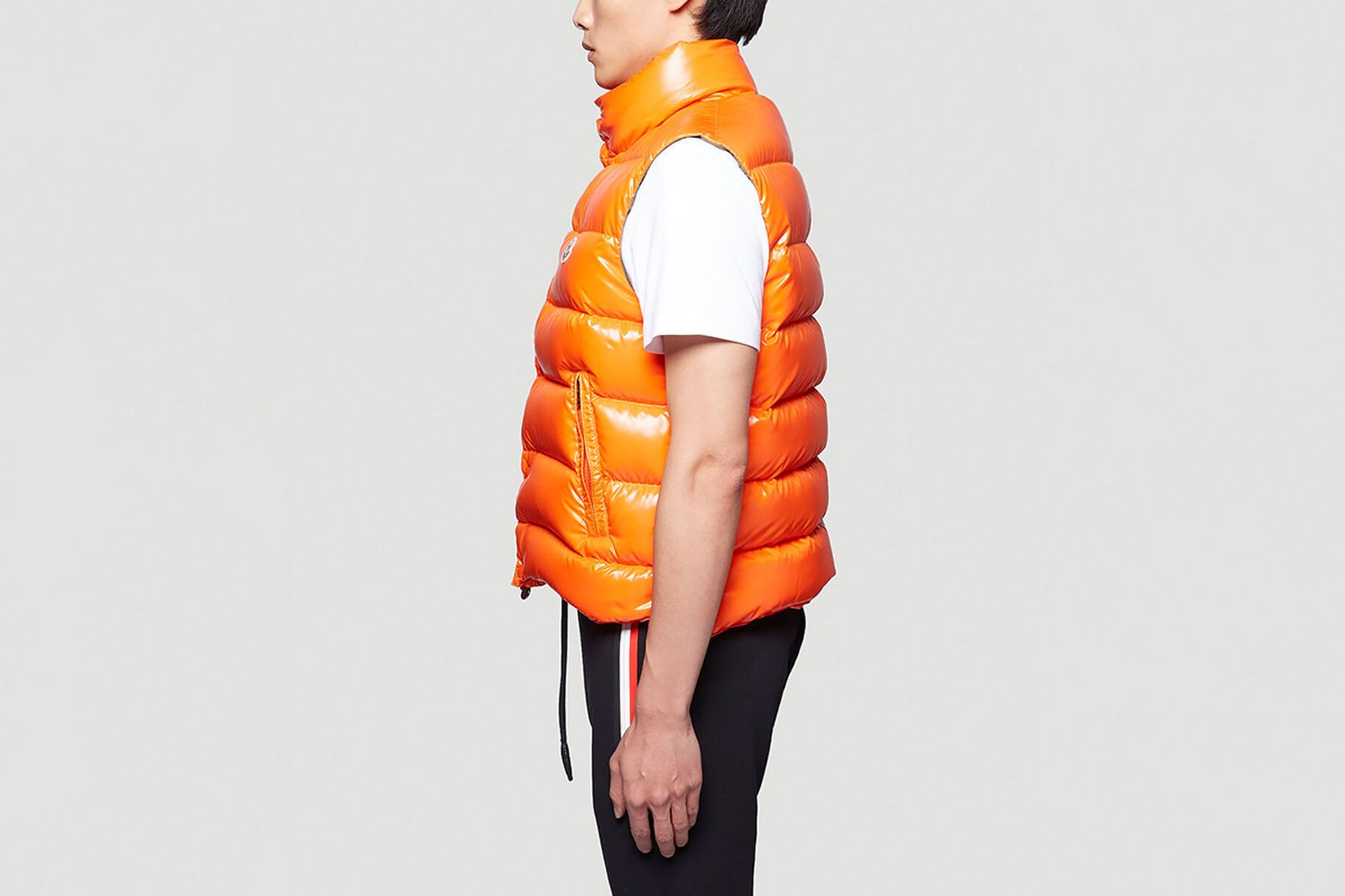 Padded Down Gilet Jacket