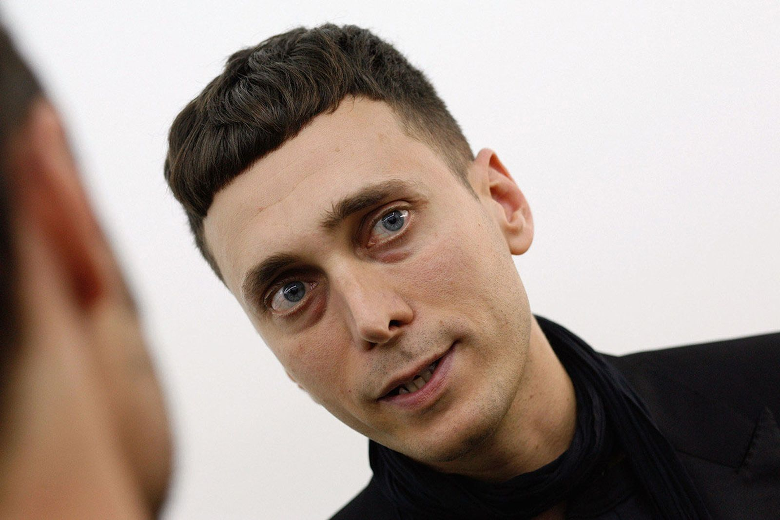 hedi slimane responds celine critics