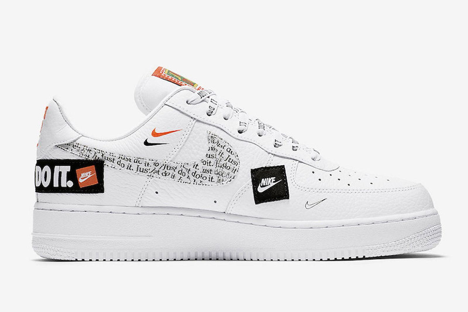 air force 1 justo do it
