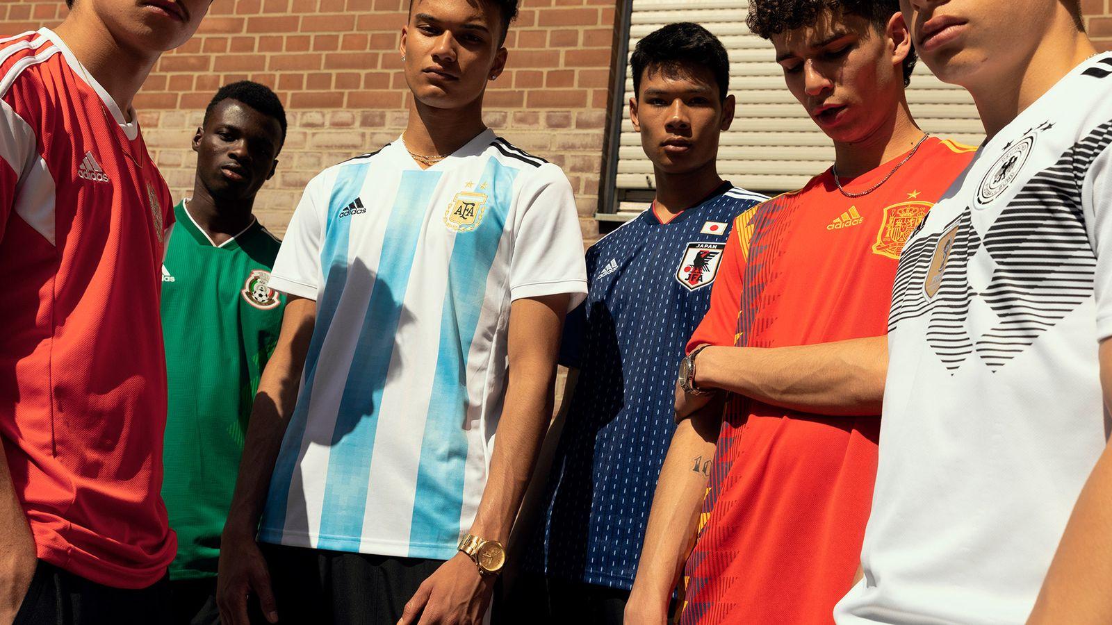 adidas football 2018 world cup jerseys full 2018 FIFA World Cup