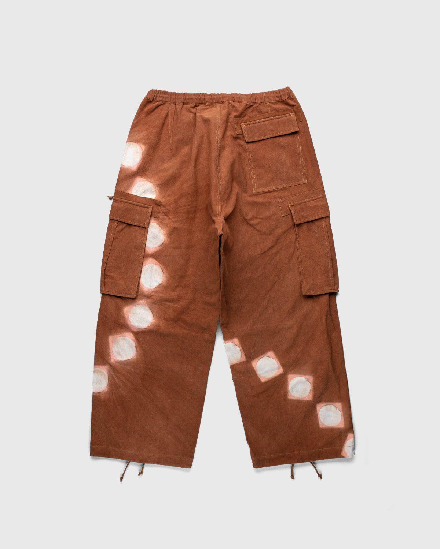 Story mfg. — Peace Pants Bark Pink/Lunar Clamp - Image 2