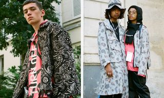 Tourne DeTransmission Take to the Streets of Paris for SS19 Editorial