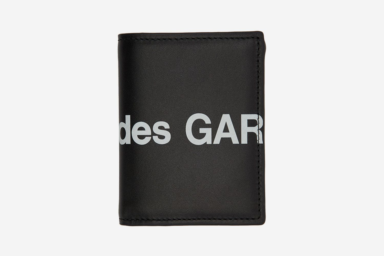 Huge Logo Bifold Card Holder