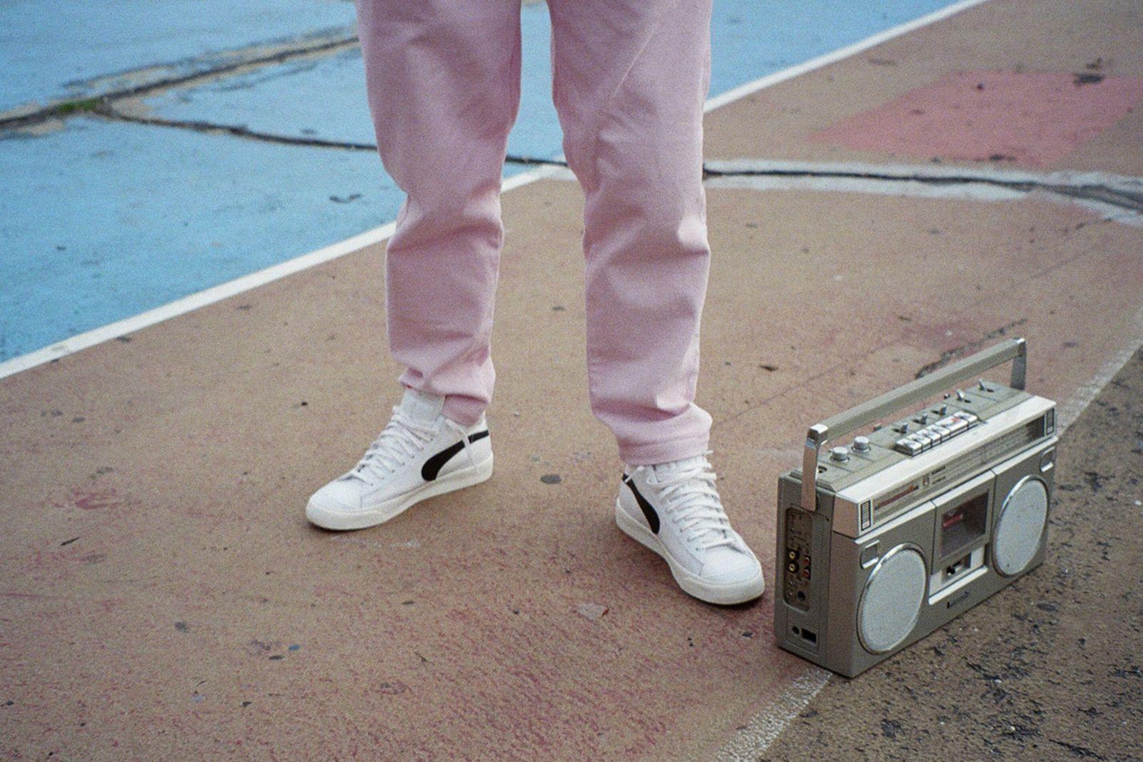 best nike sneakers slam jam blazer 01 Girls Don't Cry Martine Rose comme des garcons