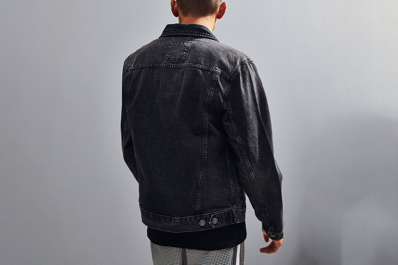 Core Denim Trucker Jacket