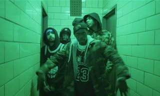 """Watch the Official Video for A$AP Mob's """"Trillmatic"""" feat. Method Man"""