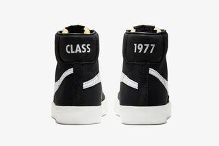 bastante agradable encanto de costo ahorre hasta 80% Slam Jam x Nike Blazer Mid Black: First Look & Rumored ...