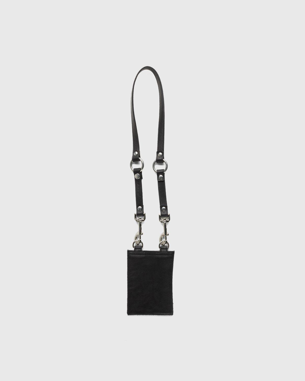 Highsnobiety x Butcherei Lindinger – Shoulderbag Black - Image 2