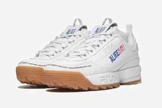 ALIFE x FILA Disruptor: Official Release Information